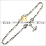 Stainless Steel Chain Neckalce n003140S