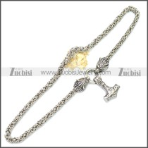Stainless Steel Chain Neckalce n003140S