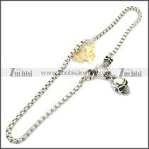 Stainless Steel Chain Neckalce n003152S