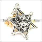 Stainless Steel Pendant p010612SH