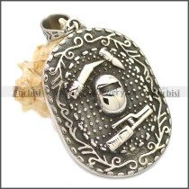 Stainless Steel Pendant p010623SH