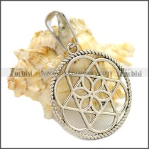 Stainless Steel Pendant p010639S