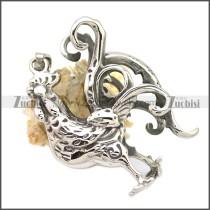 Stainless Steel Pendant p010624SH