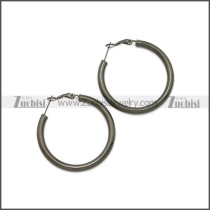 Stainless Steel Earring e002136H3