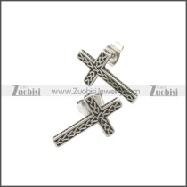Stainless Steel Earring e002134SA