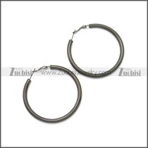 Stainless Steel Earring e002136H2