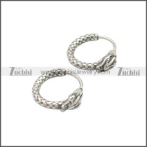 Stainless Steel Earring e002132SA