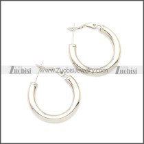 Stainless Steel Earring e002136S5
