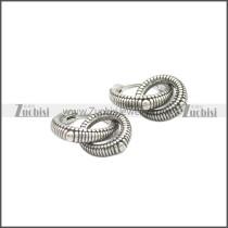 Stainless Steel Earring e002122SA