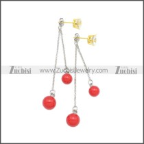 Stainless Steel Earring e002142R