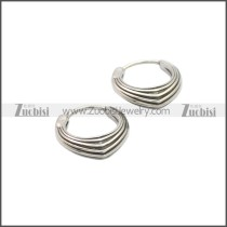 Stainless Steel Earring e002135SA