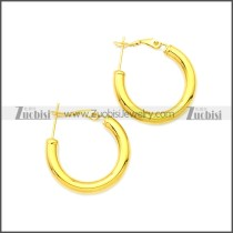 Stainless Steel Earring e002136G5