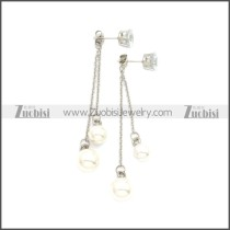 Stainless Steel Earring e002138S