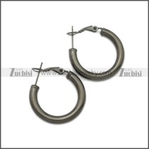 Stainless Steel Earring e002136H5