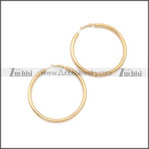 Stainless Steel Earring e002136R1