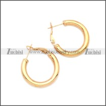 Stainless Steel Earring e002136R5