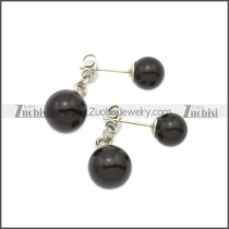 Stainless Steel Earring e002145H2
