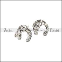 Stainless Steel Earring e002121SA