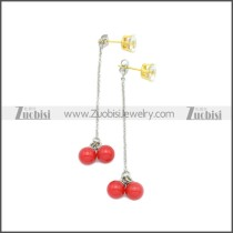 Stainless Steel Earring e002143R
