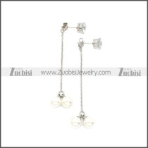 Stainless Steel Earring e002140S