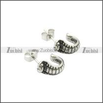 Stainless Steel Earring e002128SA