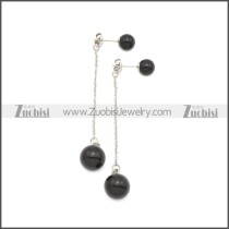 Stainless Steel Earring e002144H1
