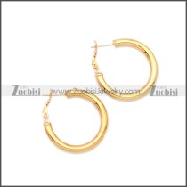 Stainless Steel Earring e002136R4