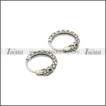 Stainless Steel Earring e002133SA