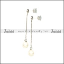 Stainless Steel Earring e002137S2