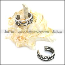 Stainless Steel Earring e002159SA