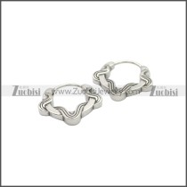 Stainless Steel Earring e002131SA