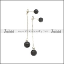 Stainless Steel Earring e002144H2
