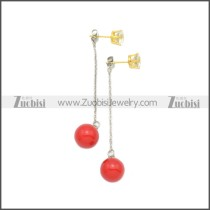 Stainless Steel Earring e002141R1