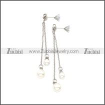 Stainless Steel Earring e002139S