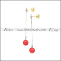 Stainless Steel Earring e002141R2