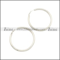 Stainless Steel Earring e002136S1