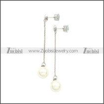 Stainless Steel Earring e002137S1