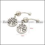 Body Jewelry e002152SA