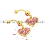 Body Jewelry e002169G3