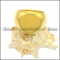 Stainless Steel Ring r008605G