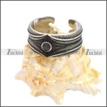 Stainless Steel Ring r008676SH2
