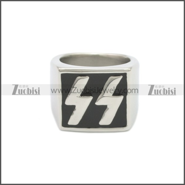 Stainless Steel Ring r008685SH