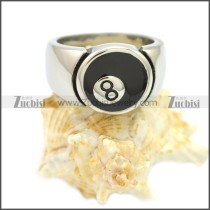 Stainless Steel Ring r008587SH