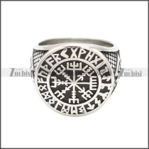Stainless Steel Ring r008682SH