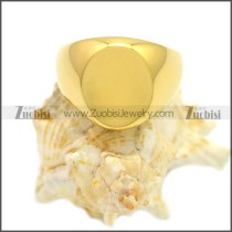 Stainless Steel Ring r008606G