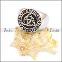 Stainless Steel Ring r008594SH