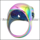 Stainless Steel Ring r008582C