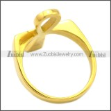 Stainless Steel Ring r008595G