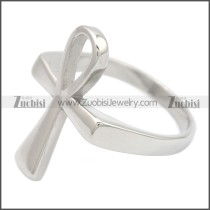 Ancient Egyptian Cross Ankh Ring r008595S