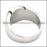 Stainless Steel Ring r008587SH